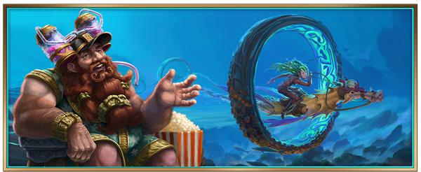 Preview: Elvarian Games: Water sports spectacle at Elvenar