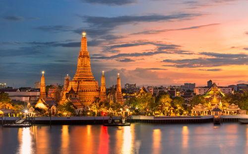 Preview: Invitation Thailand Garden Party