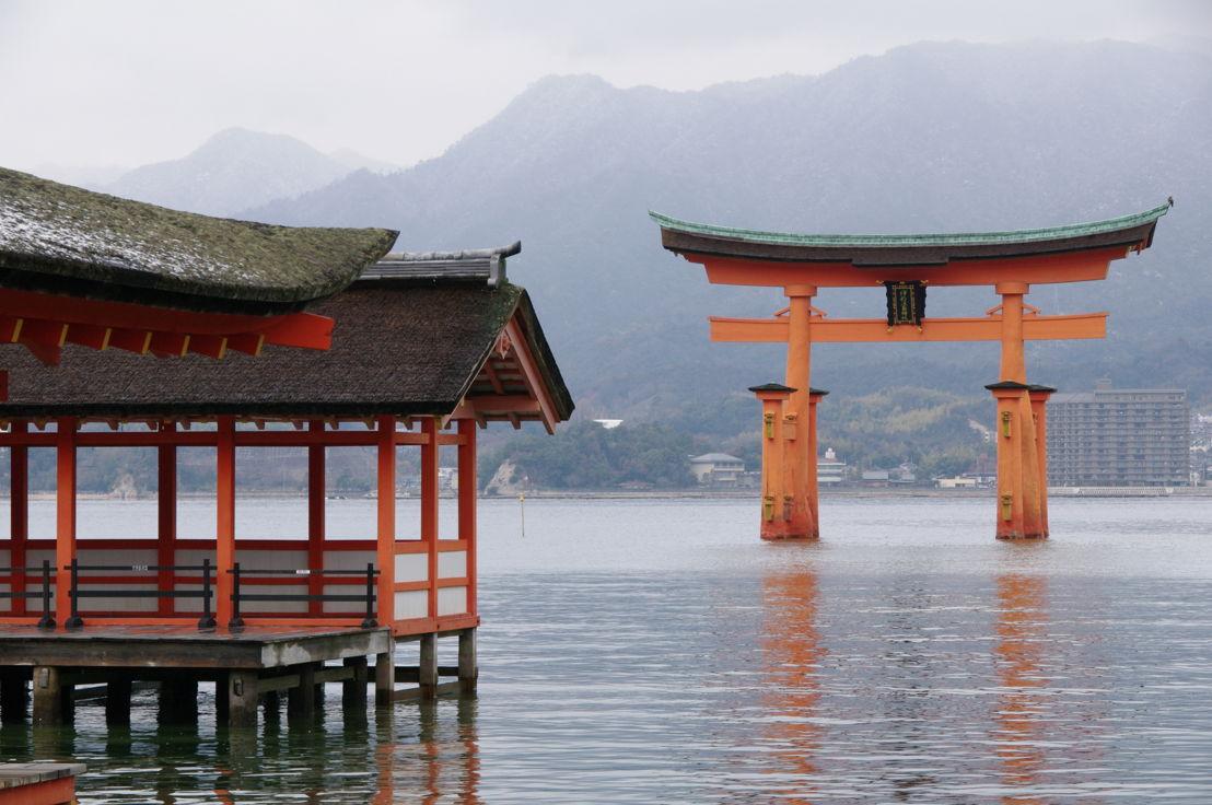 Itsukushima-schrijn ©Yasufumi Nishi/©JNTO