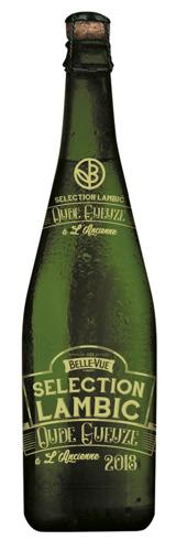 Sélection Lambic - La brasserie Belle-Vue relance des bières traditionnelles