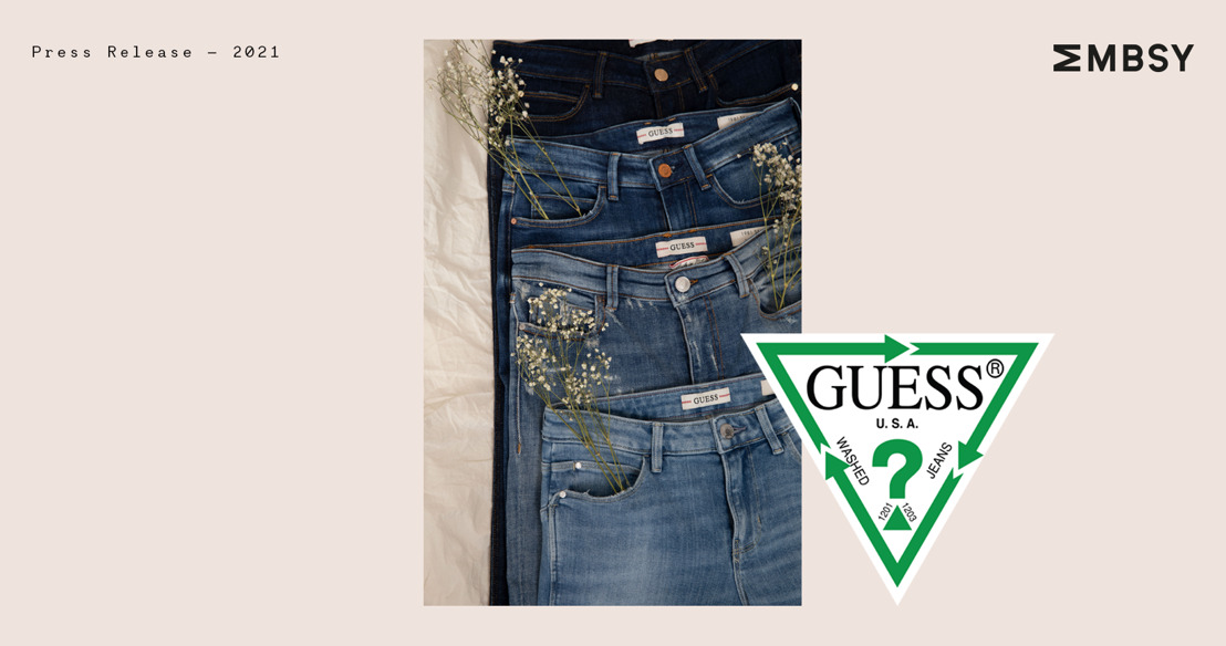 GUESS's Jeans Redesign and Reborn Denim programs lead the way in circular and sustainable design