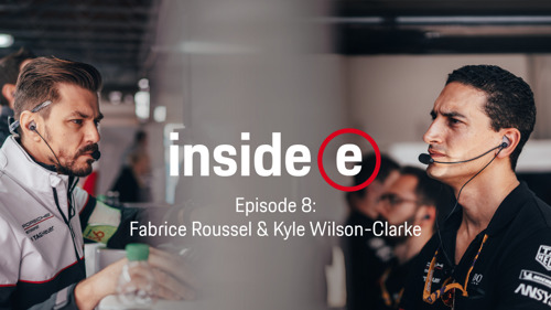 """Inside E"" podcast: An interview with Kyle Wilson-Clarke and Fabrice Roussel"