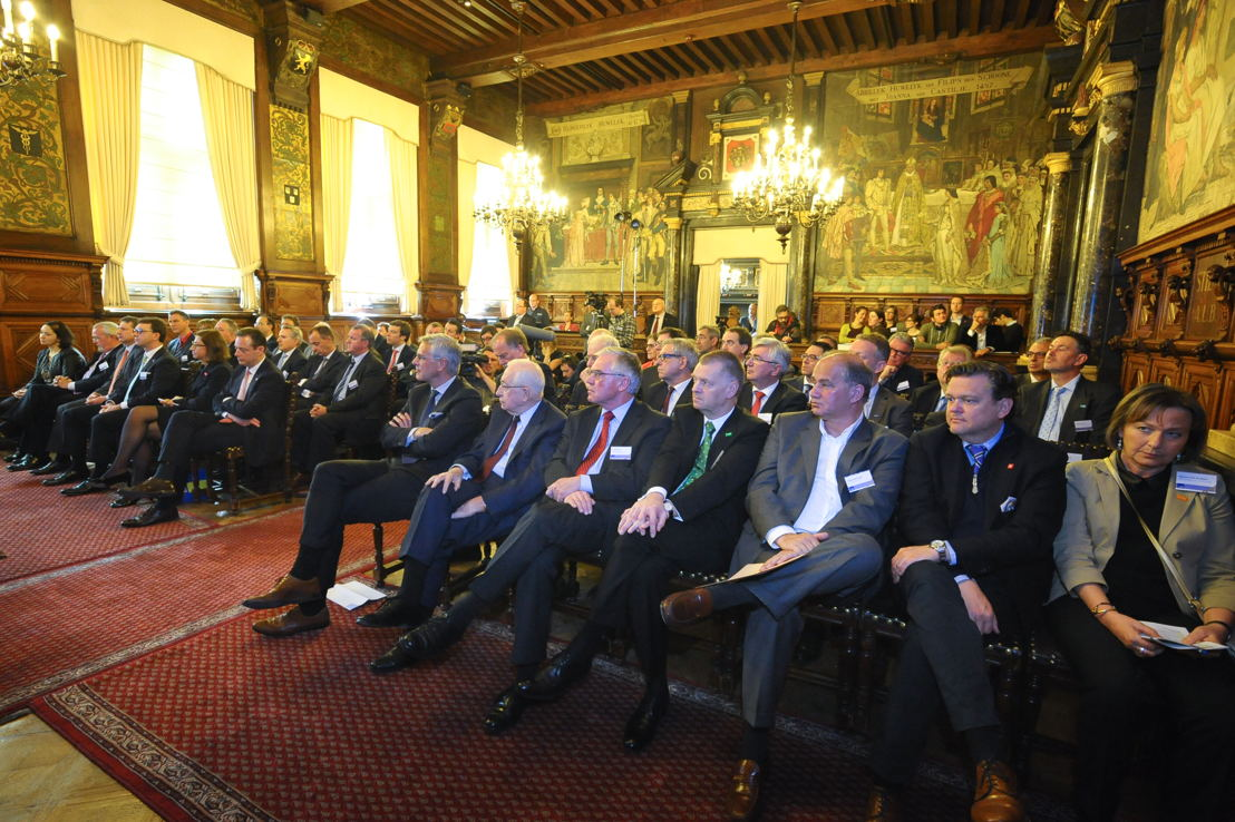 50 jaar BASF Antwerpen - Academische Zitting