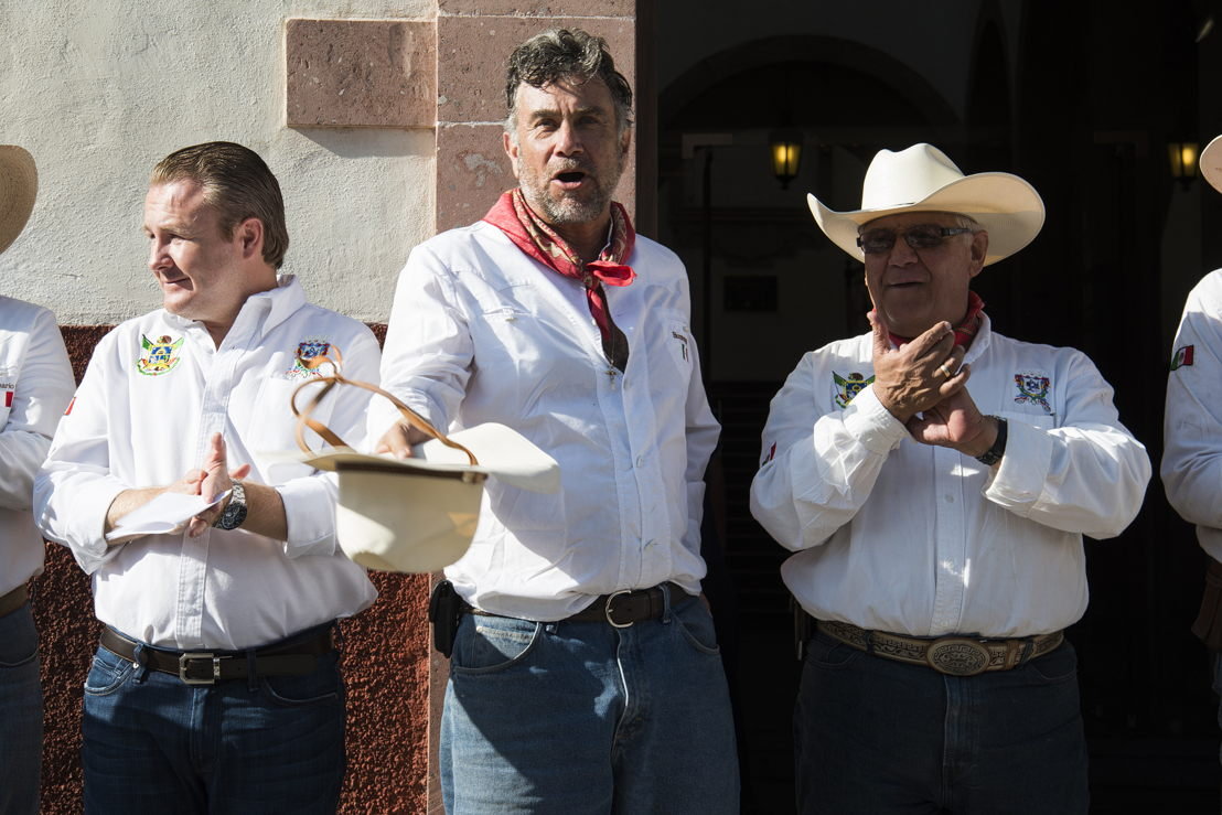 Cabalgata histórica de la Conspiración Ignacio Pérez