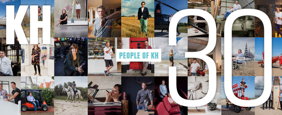Tourism Knokke-Heist and Head Office together for 30 editions