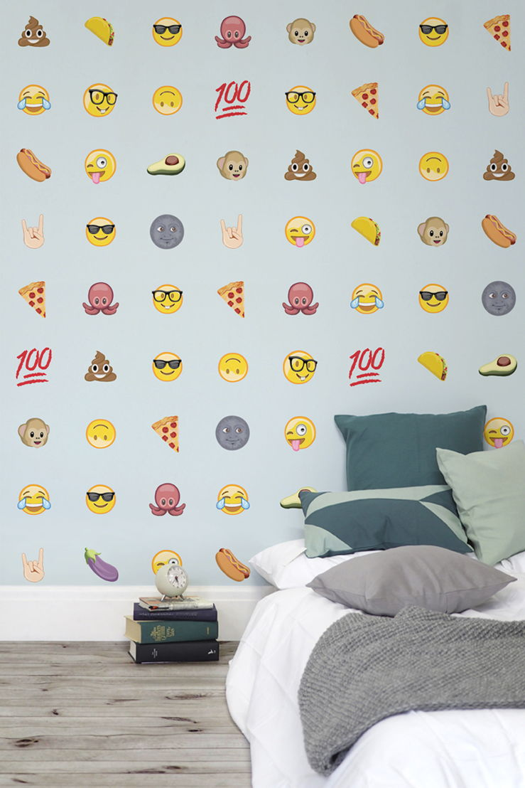 Boys Emoji Wallpaper