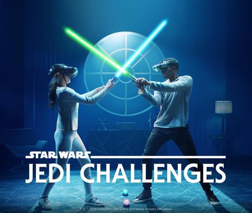 Lenovo™ en Disney breiden Star Wars™: Jedi Challenges uit met nieuwe multiplayer-modus
