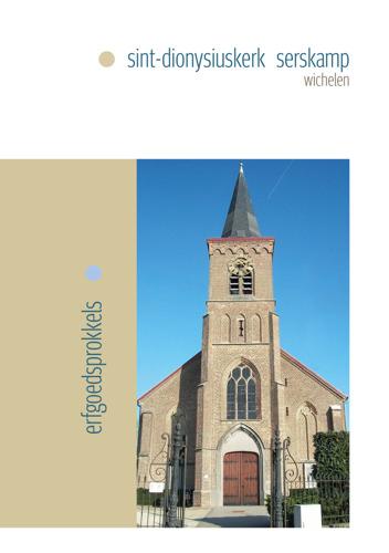 Provincie zet Sint-Dionysiuskerk van Serskamp in de schijnwerpers met Erfgoedsprokkel
