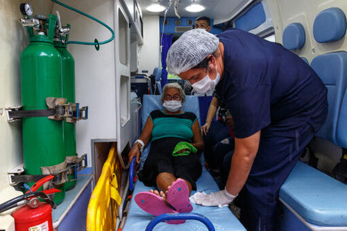 Niet alleen vaccins: ook zuurstof moet centraal staan in COVID-19 respons