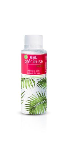 Eau précieuse : pour un nettoyage de la peau efficace !