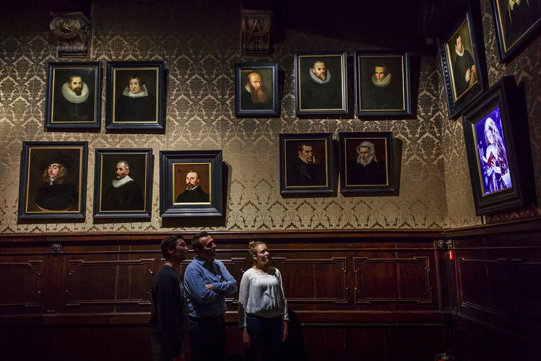 Museum Plantin-Moretus, photo: Victoriano