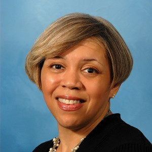 """Sara Oliver-Carter is the chief diversity officer at Duquesne Light Company. She served as MC for the """"Advice to My Future Self"""" panel discussion on May 20."""