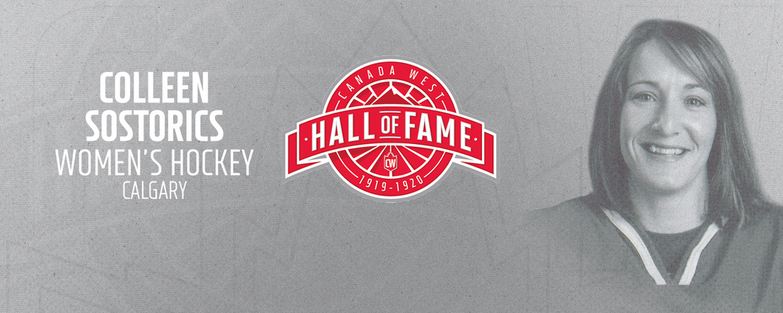 Decorated Olympian Sostorics enters Canada West Hall of Fame