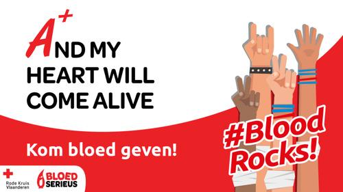 Rode Kruis-Vlaanderen rekent op Gentse studenten om bloedvoorraad op peil te houden
