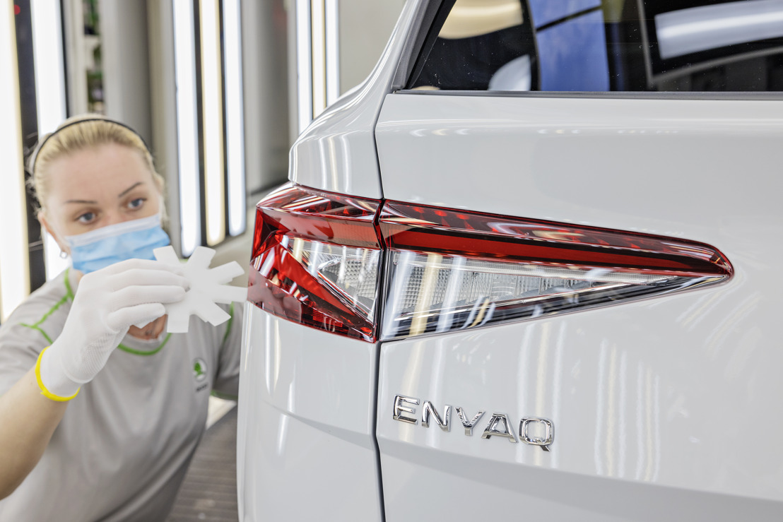 ŠKODA AUTO produced more than 750,000 vehicles at its Czech plants in 2020 despite COVID-19 pandemic