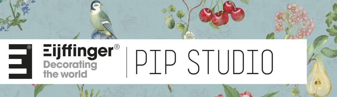 Nouvelle collection de papier peint Pip Studio