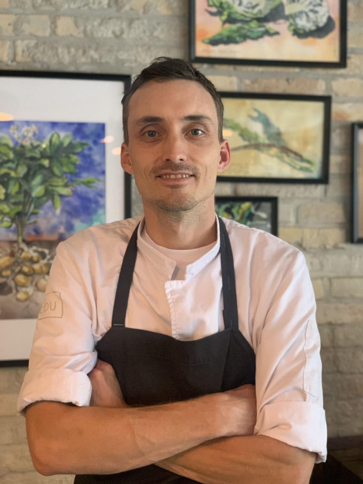 Chef Michael Pedersen (Ubat Veggie by Tabu) - winner We