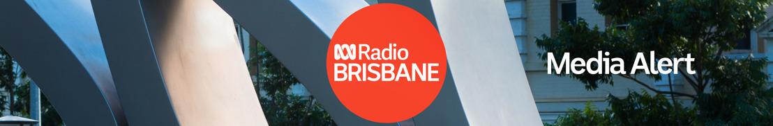 Myf joining ABC Brisbane's day of sundaes