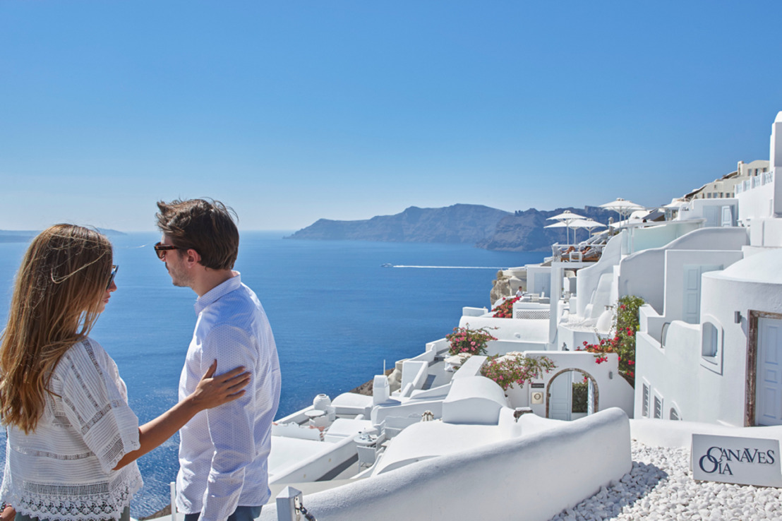 Canaves Oia Resort Expands Its Legacy of Luxury with Destination Video Debut