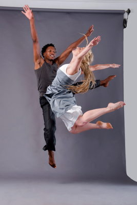 Days Like These - Flatfoot Dance Co - Sifiso Kumalo and Julia Wilson - credit Val Adamson