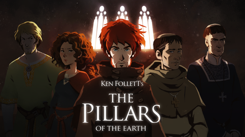 Finish The Fight: The Pillars of the Earth - The Trilogy is out today!