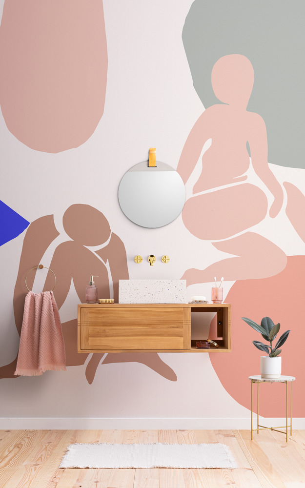 Preview: Matisse 150 year birthday celebrations continue with Blue Nude inspired murals