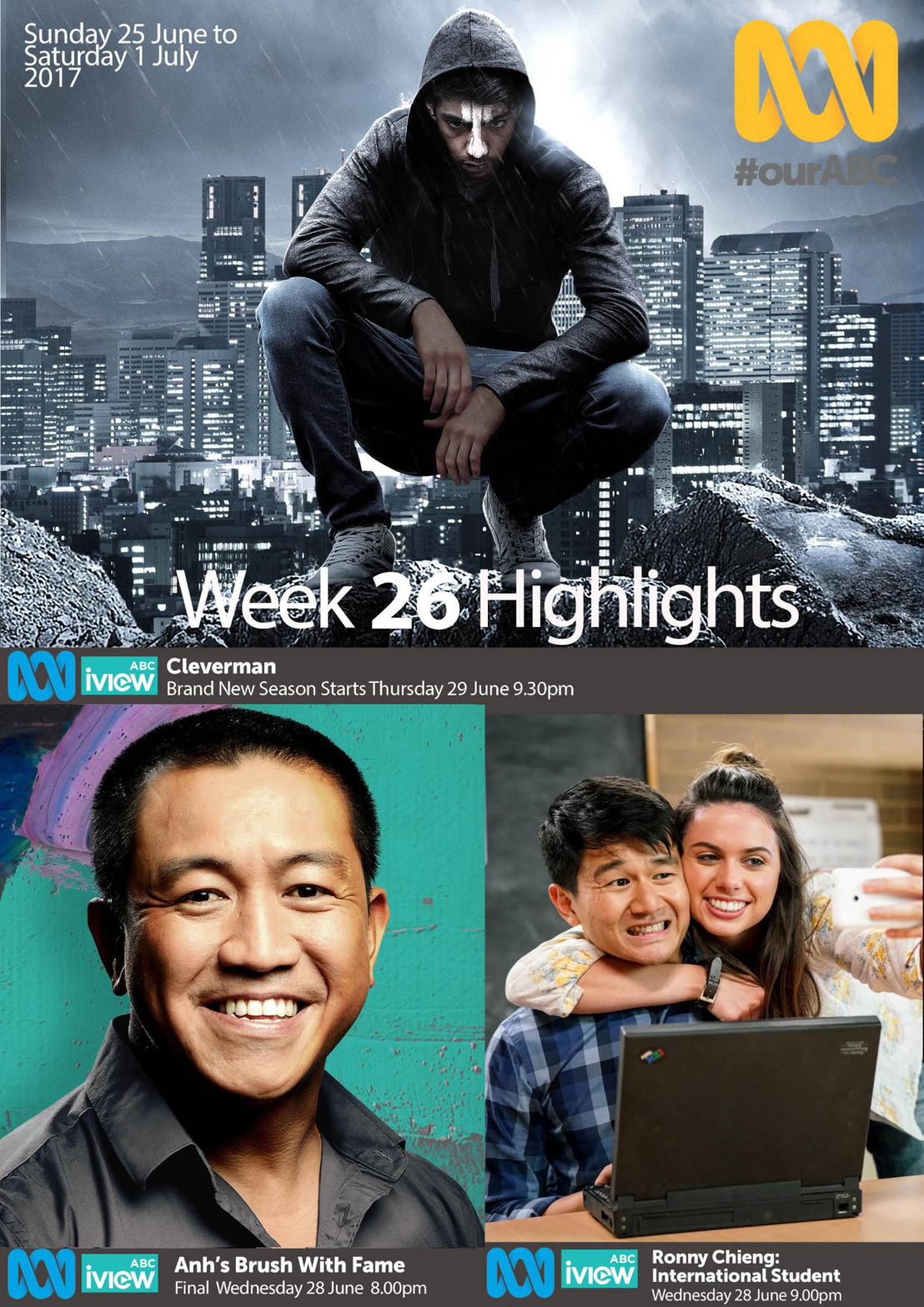 ABC Program Highlights - Week 26