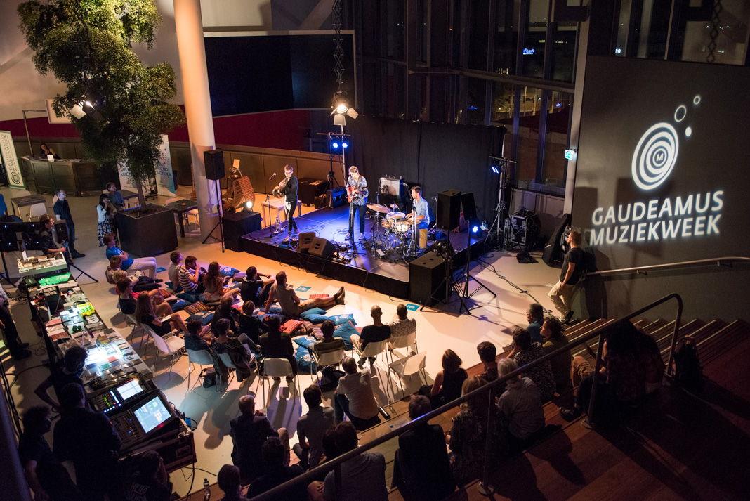 Gaudeamus Saturday Night TivoliVredenburg (c) Anna van Kooij