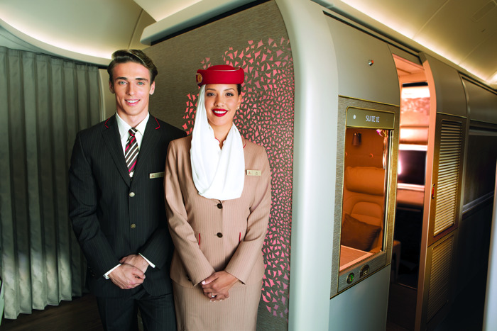 Emirates wins Best First Class at 2019 TripAdvisor Travelers' Choice® awards for Airlines