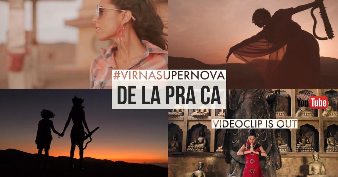 SUPERNOVA : L'artiste aux milles couleurs musicales revient avec son nouveau single : De la Praca
