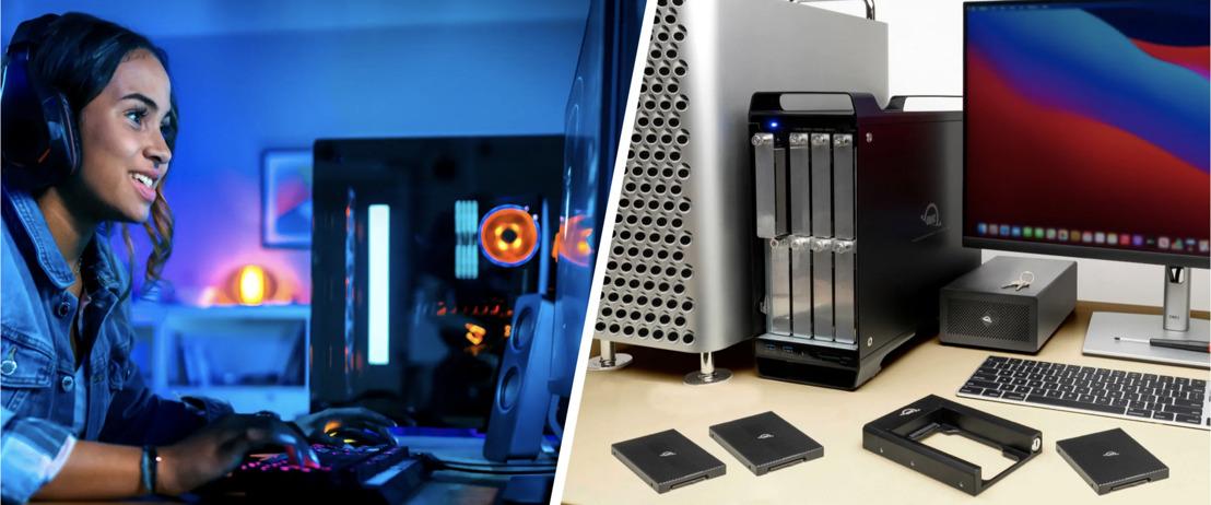 OWC Announces U2 ShuttleOne Build Your Own Affordable High-Performance U.2 SSD