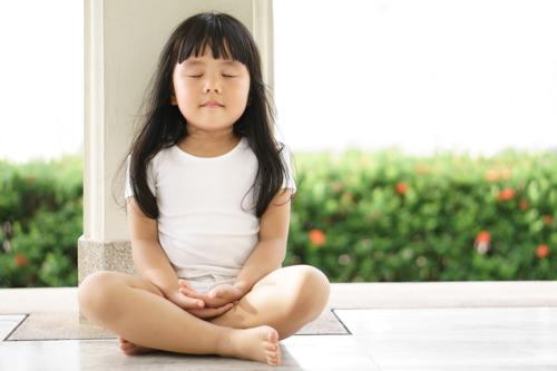 Aspria | Nieuw - meditatiecursus voor kinderen