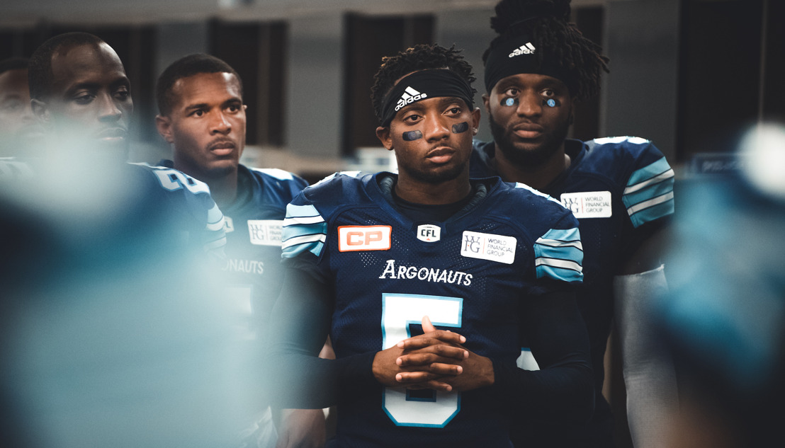 ARGOS EXTEND 2013 CFL DRAFT PICK JERMAINE GABRIEL