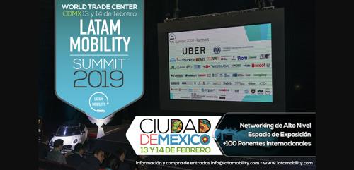 Waze presente en el Latam Mobility Summit 2019 de la Ciudad de México