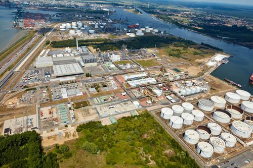 Port d'Anvers franchit une nouvelle étape dans la production de méthanol durable