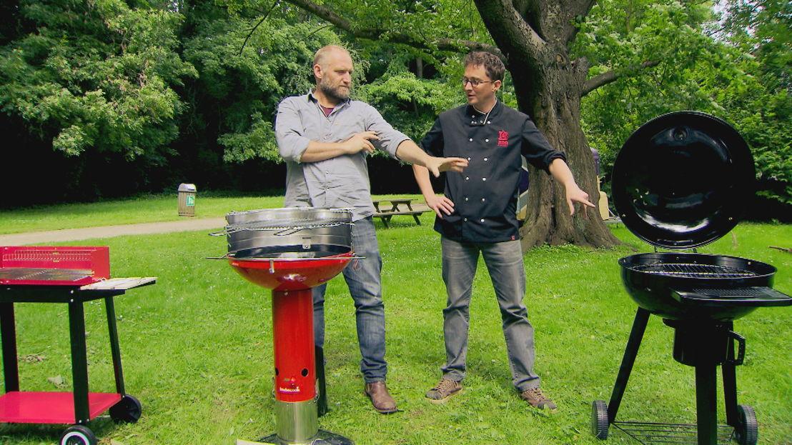 Voor hetzelfde geld- Barbecue of grill? (c) VRT