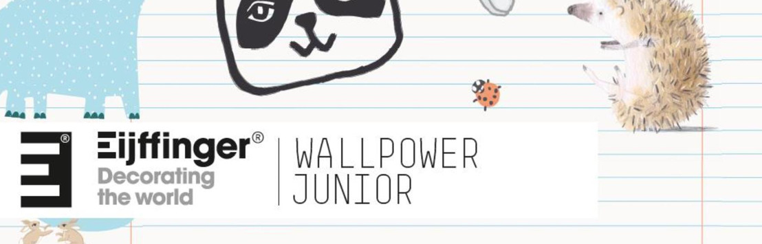 Nieuwe behangcollectie Wallpower Junior