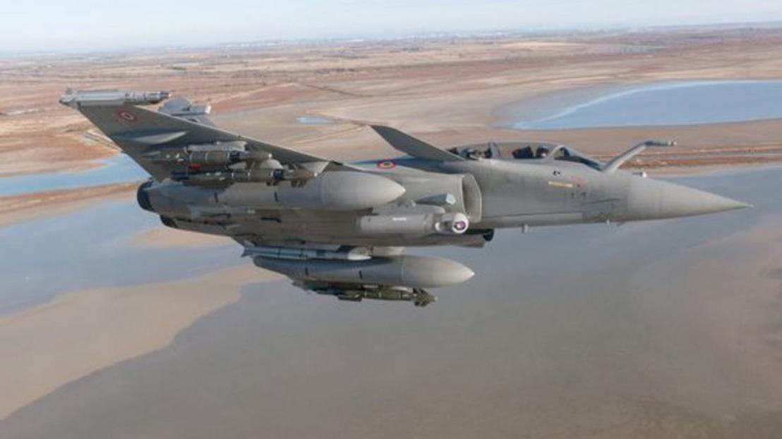 Thales dote le Rafale de Dassault Aviation de nouveaux équipements avioniques