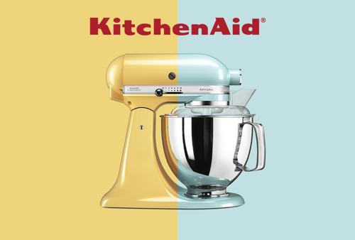Brussels-based agency Emakina cooks up a digital storm for KitchenAid