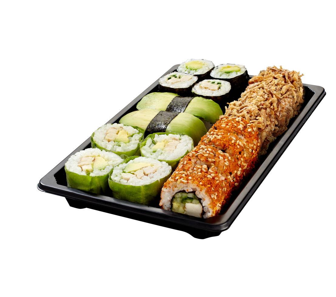 Sushi Daily- Sushi Lovers - Menu Duo Chicken