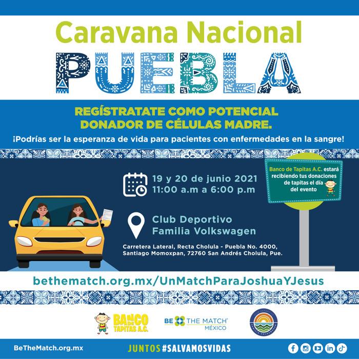 Realizarán en Puebla campaña de donación de células madre