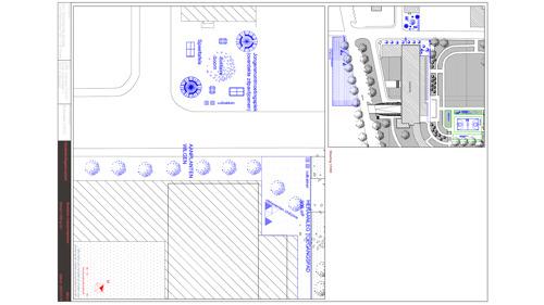 Le campus COOVI à Anderlecht se dote d'un espace extérieur rénové