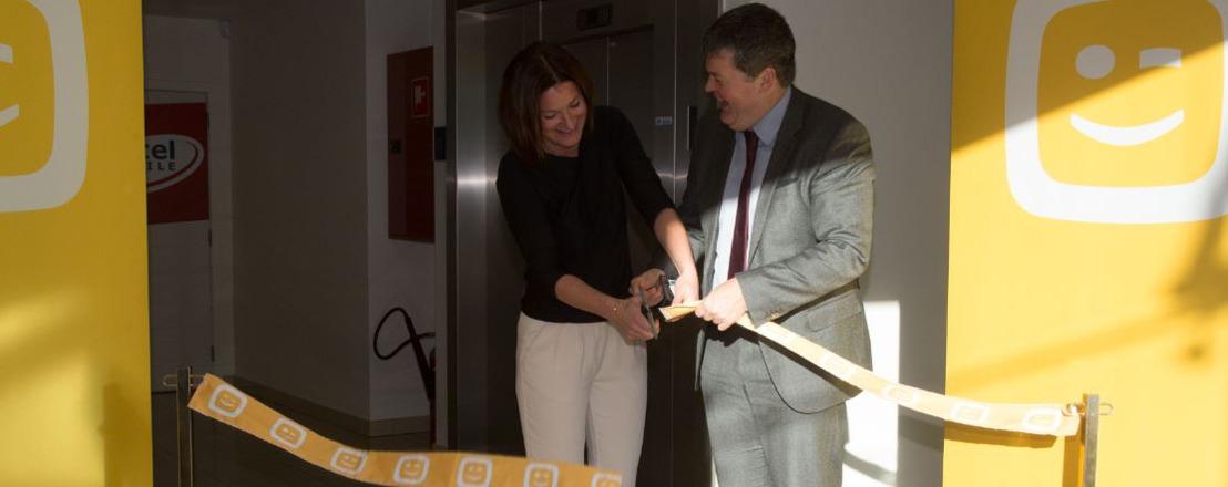 Burgemeester Bart Somers opent nieuw Telenet-contactcenter in Mechelen Zuid