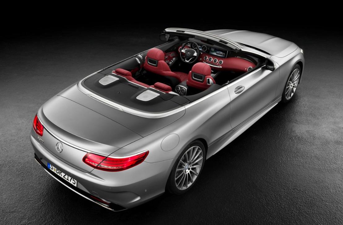Mercedes-Benz fête son 130 ème anniversaire avec ses modèles topless