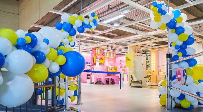 Preview: IKEA Arlon - Opening new showroom