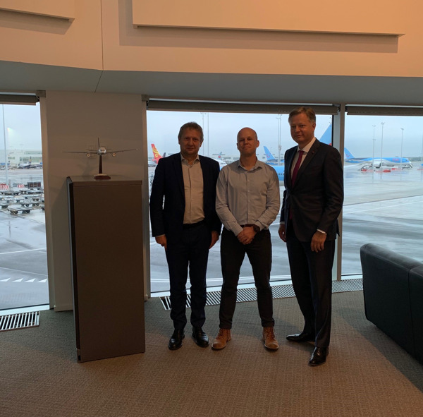 Preview: Brussels Airport becomes 50% shareholder in SkeyDrone, the drone innovation company launched by skeyes in 2020