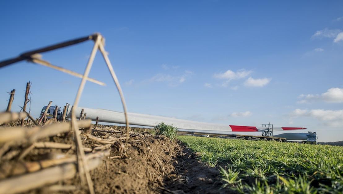 Storm-windpark Maasmechelen: iedereen welkom op de open werf, nu zondag 19 januari van 11u tot 16u