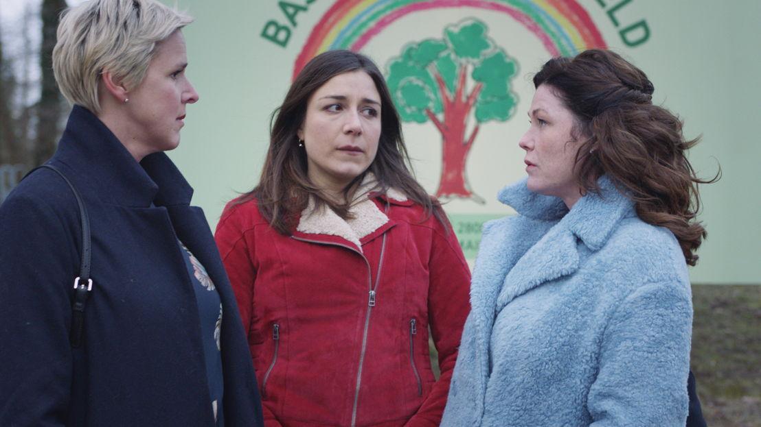 Alejandra Theus, Ini Massez en Tine Embrechts