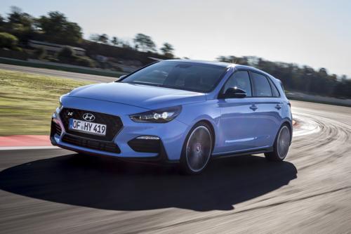 """Hyundai i30 N gewinnt """"sport auto Award 2020"""""""