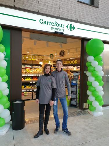 Carrefour ouvre un nouvel Express à Molenbeek
